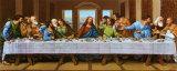 La última cena|Last Supper Láminas por  Tobey