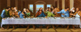 Last Supper Posters by Tobey 