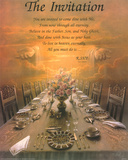 The Invitation Reprodukcje autor T. C. Chiu