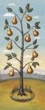 Pear Topiary Print
