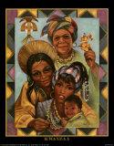 Generations of Women Prints