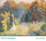 Partie de Peche Prints by Henri Lebasque