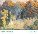 Partie de Peche Prints by Henri Lebasque