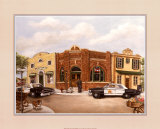 Police Station Prints by Kay Lamb Shannon