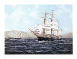 The Barque Annie Johnson Print by Henry Scott