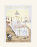 Girl's Bedroom Posters by Kay Lamb Shannon