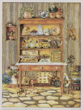Country Armoire Prints by Kay Lamb Shannon