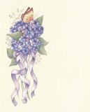 Hydrangea Bouquet Prints by Tribou