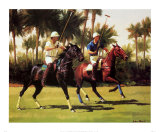 Polo Prints by John Leone