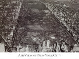 Air View of New York City Prints
