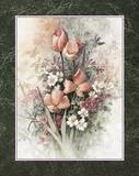 Lilies Prints by T. C. Chiu