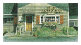 Antiques Store, Cape Cod Posters by Chuck Huddleston