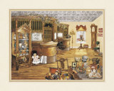 Antiques by Abbey Prints by Kay Lamb Shannon