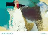 Momentum II Posters by Jim Grabowski