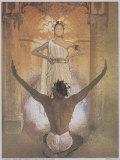 Woman, Man Fantasy Poster