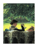 Quiet Prints by James Tissot