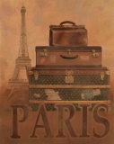 Travel, Paris Prints by T. C. Chiu
