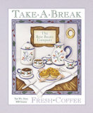 Take a Break Prints by  Menga