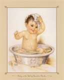 Baby in the Tub Prints
