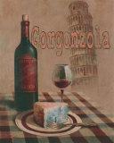 Gorgonzola– Pisa Kunstdrucke von T. C. Chiu