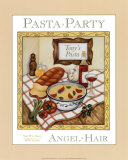 Pasta Party Poster af Menga