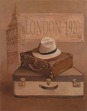 London, 1920 Prints by T. C. Chiu