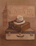 London, 1920 Prints by T. C. Chiu
