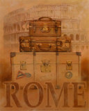 Travel, Rome Posters by T. C. Chiu