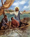 The Fisherman Prints by  Lopez
