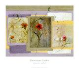 Lavender Mist Art by Dominique Gaudin