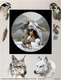 Nacidos cazadores Pósters por Gary Ampel