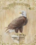 Freedom: Eagle Print