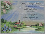 Our Marriage Prayer Poster
