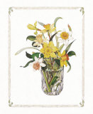 Yellow Daffodils Posters by  Cappello