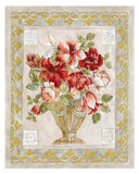 Floral Tapestry Posters