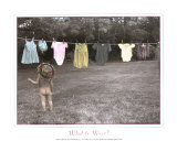 What to Wear Prints by Linda Joy Solomon