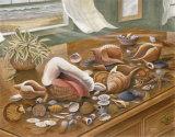 Seashells I Posters
