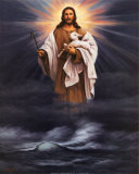 Se Guds lam Kunst af T. C. Chiu