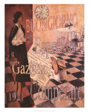 Buongiorno Prints by Tan Chun