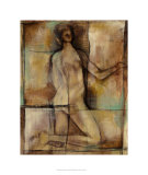 Abstract Proportions II Limited Edition by Jennifer Goldberger
