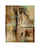 Abstract Proportions III Limited Edition by Jennifer Goldberger