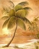 Island Palm III Prints