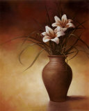 Flowering Orchid II Prints by T. C. Chiu