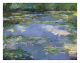 Early Autumn Giverny II Prints by Heidi Coutu