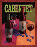 Cabernet Prints by T. C. Chiu