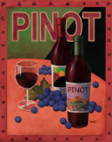 Pinot Prints by T. C. Chiu