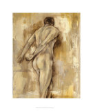 Nude Figure Study IV Limited Edition by Jennifer Goldberger