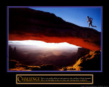 Challenge - Coureur Posters