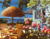 Grill and Bar Prints by T. C. Chiu