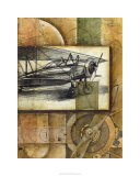Theory of Flight I Premium Giclee Print by Ethan Harper